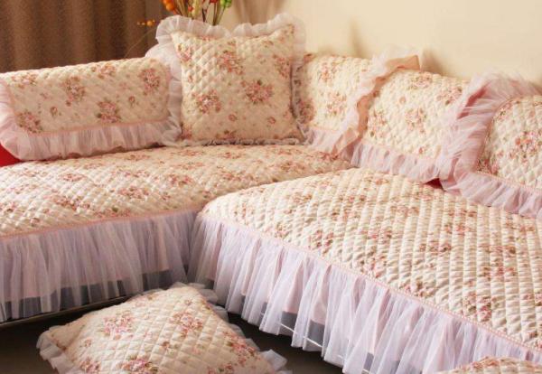 定制沙发罩需要多少钱