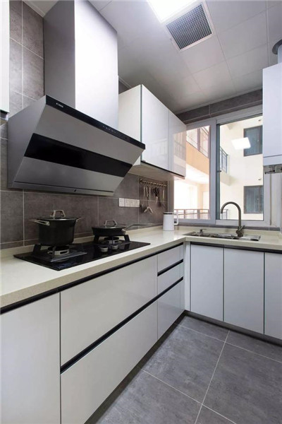 佛山欧式风格装修厨房效果图