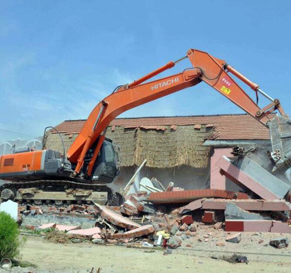 違建房可以強拆嗎