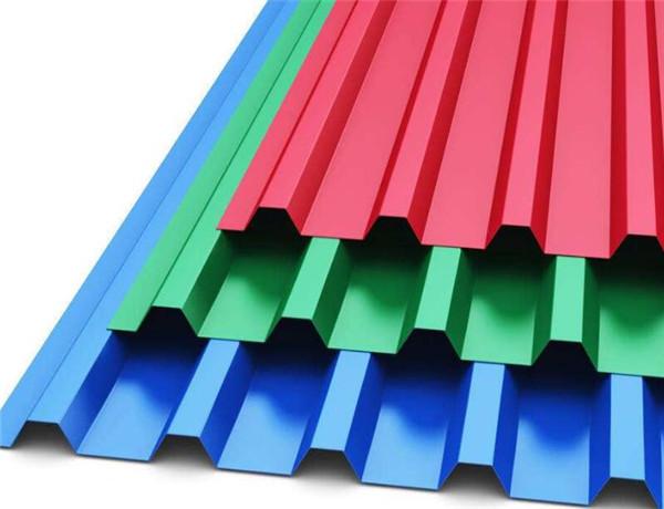 彩钢瓦厚度规格表