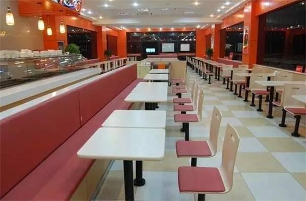 杭州快餐厅装修公司
