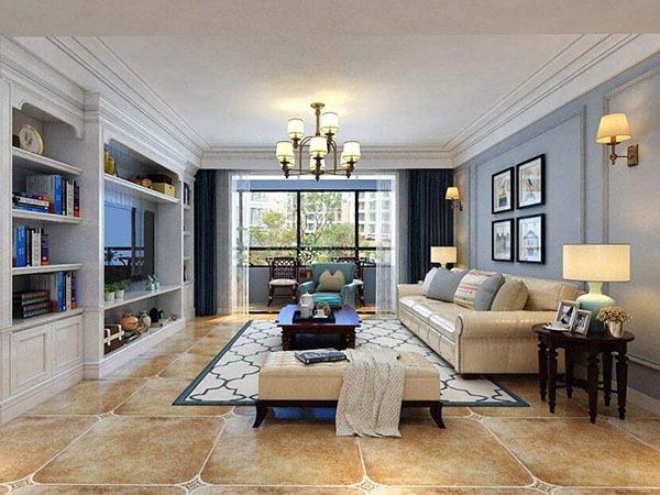 客厅瓷砖选择什么砖