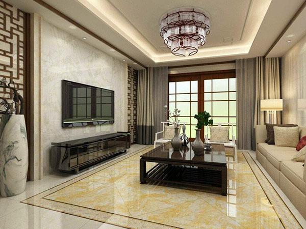 客厅瓷砖哪个尺寸比较合适