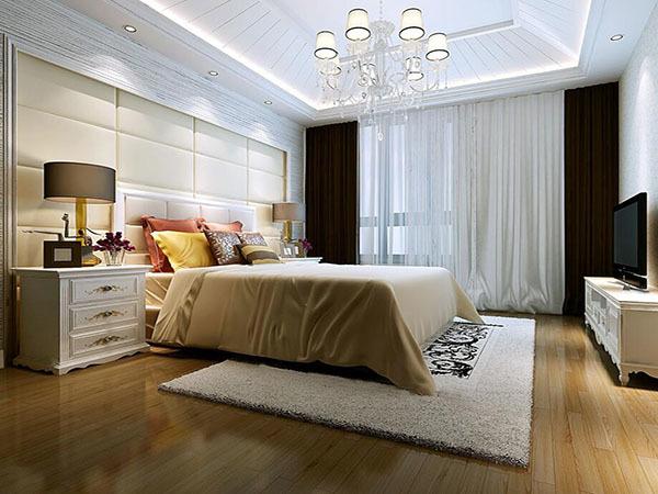 卧室铺什么木地板最好