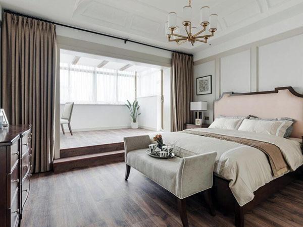 卧室铺木地板有甲醛吗