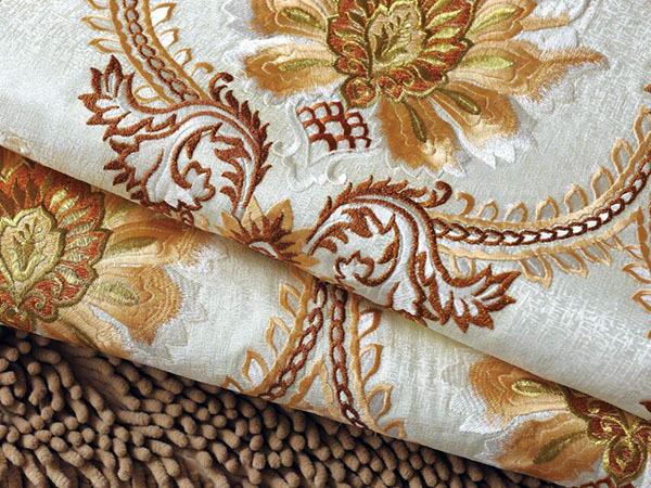 领绣刺绣墙布是一线品牌吗