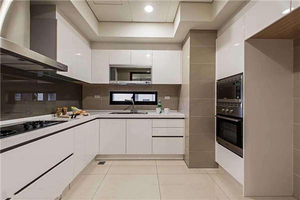 福州受欢迎的厨房装修效果图