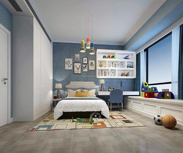 歐式兒童房搭配方案