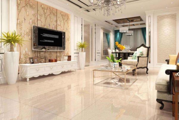 客厅适合什么材质的地砖