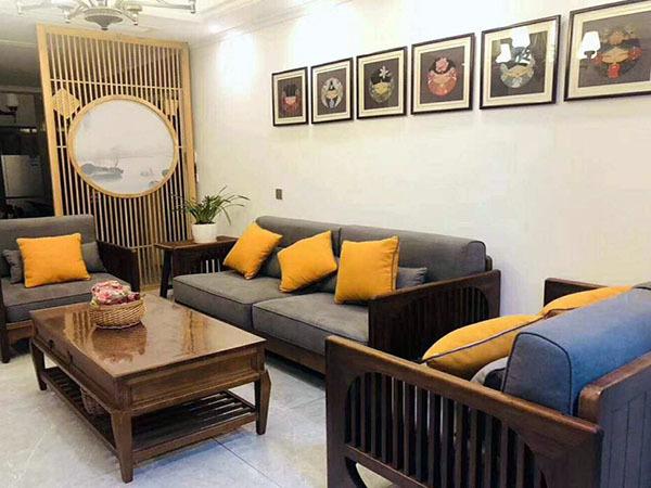 新中式家具一般都是什么材质