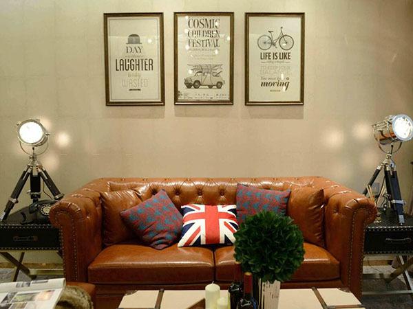 客厅沙发什么颜色旺财