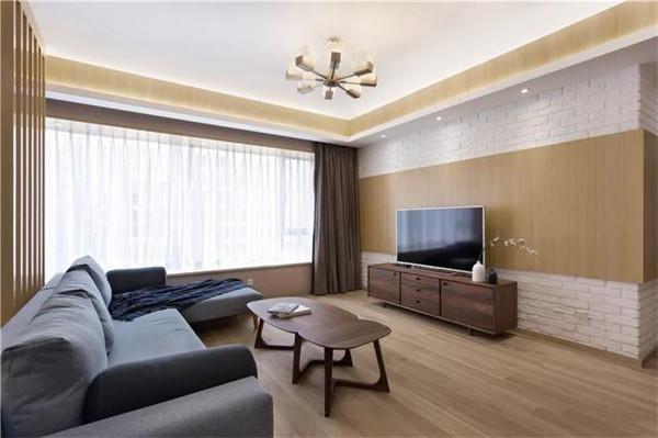118平米装修10万客厅效果图