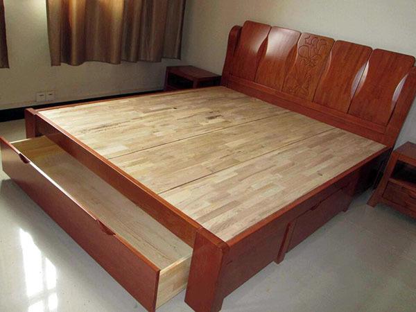 什么木质的床对身体好