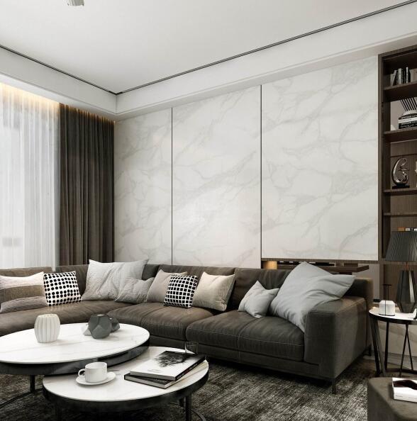 客厅沙发背景墙挂什么画好