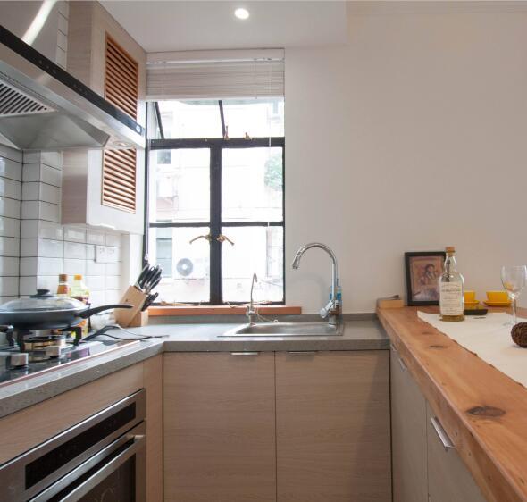 小户型可以做开放式厨房吗