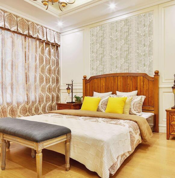 卧室床的摆放讲究及卧向