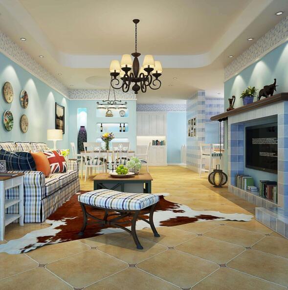 客厅瓷砖多大尺寸好