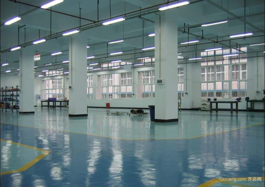 南昌厂房装修设计施工