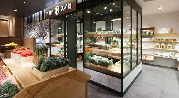 小型果蔬店88真人平台多少钱