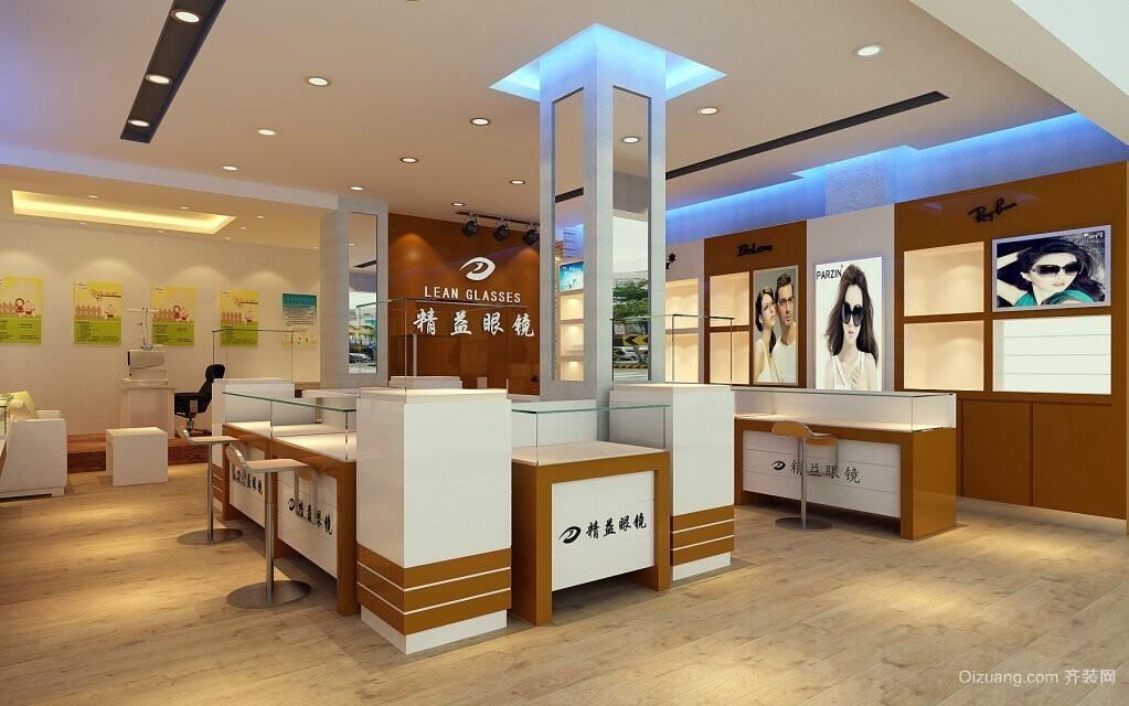 台州眼镜店怎么装修好