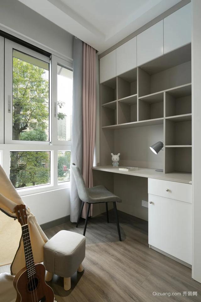 现代简约风儿童房装修案例
