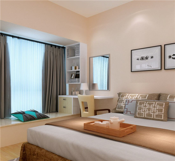 一般飘窗怎么装修好看 客厅卧室都用得到的飘窗装修攻略