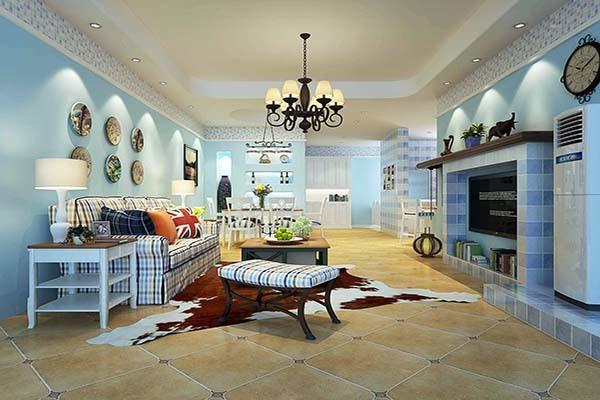 客廳瓷磚什么顏色耐臟