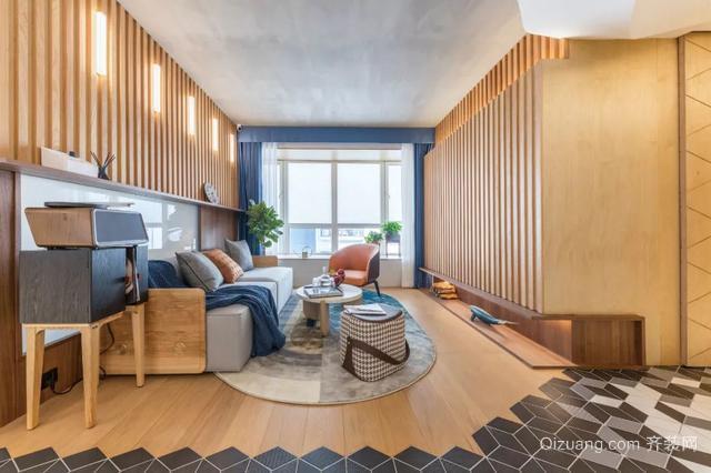 50平米客厅装修效果图