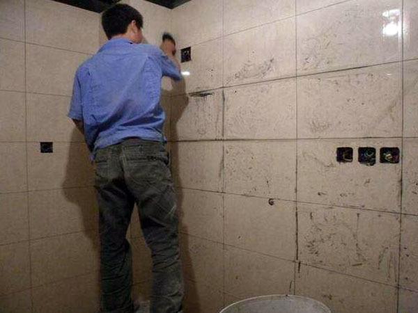 瓷磚上面做防水可靠嗎