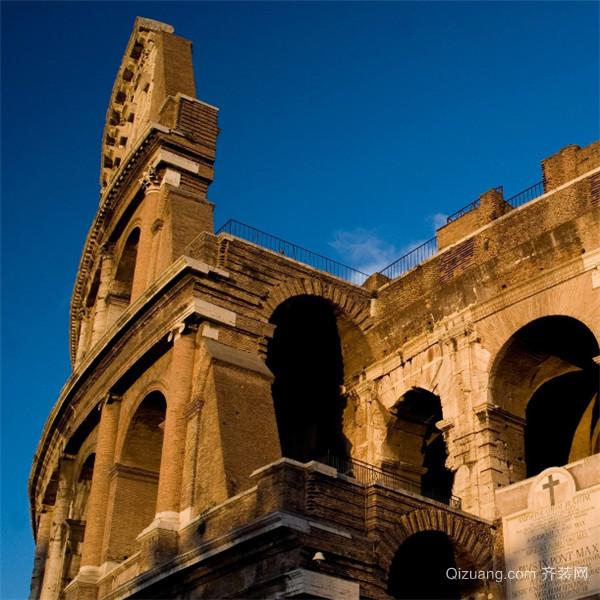 羅馬風建筑代表