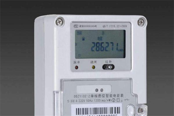 數字電表與指針電表的區別