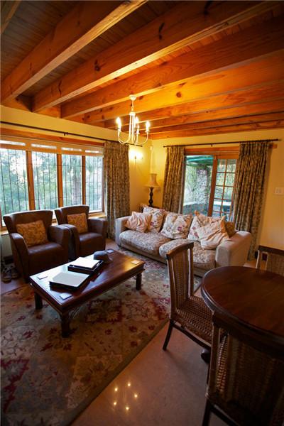 吸引人的民宿装修风格:温馨田园