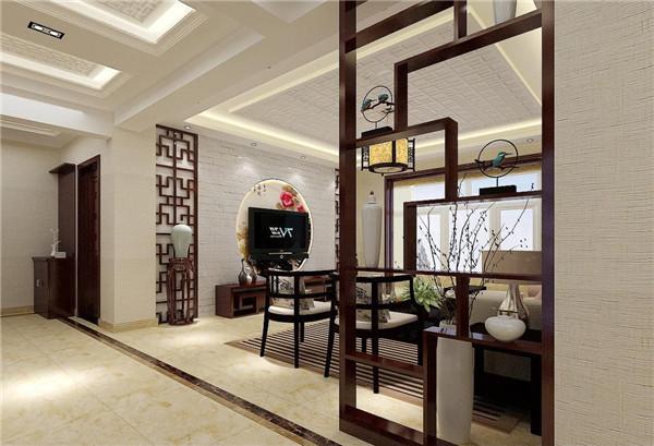2021年装修房子流行什么风格:中式风格