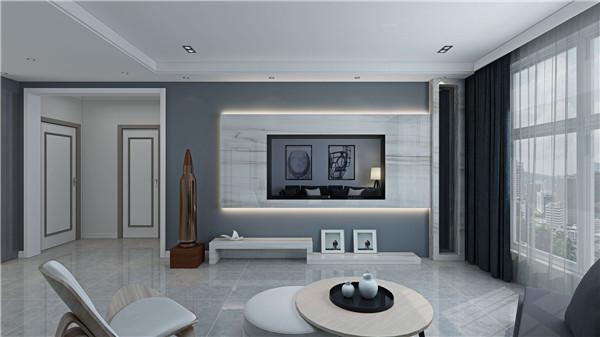 2021年装修房子流行什么风格:现代简约风格