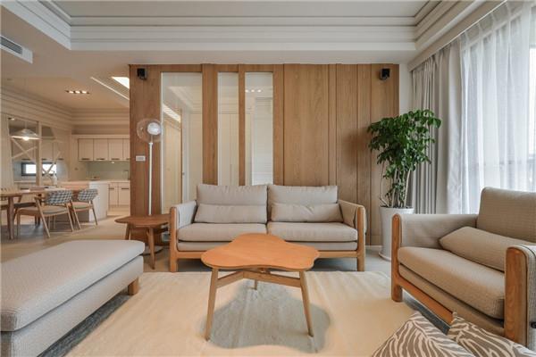2021年装修房子流行什么风格:日韩风格