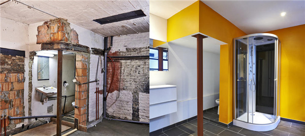 舊房裝飾改造步驟和注意事項