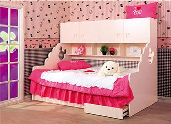 儿童床如何选购呢 主要看四点