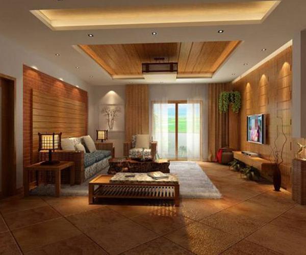 客厅吊顶如何设计 装修也要注意一定的风水