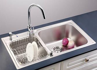 厨房水槽如何安装 照着做不会错