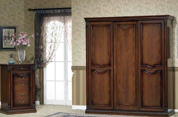 实木衣柜好吗?实木衣柜材质分析