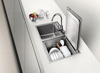 洗碗机可以当碗柜用吗  家用洗碗机尺寸多大合适