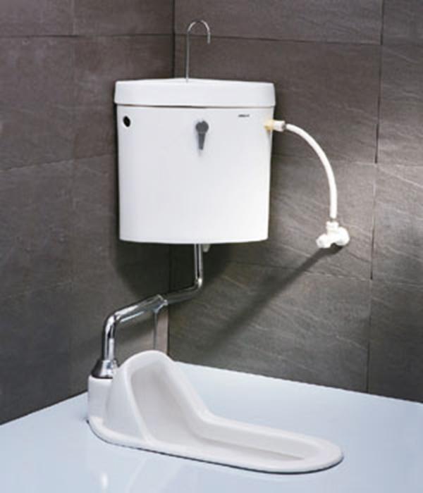 蹲式厕所反味怎么处理