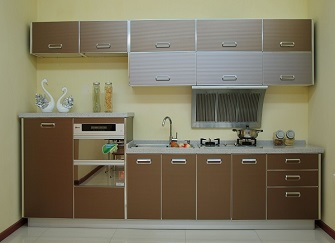 厨房橱柜如何选择好  厨房橱柜选购技巧
