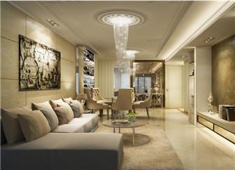 不同空间的家居灯饰应该如何选择 需要注意哪些呢