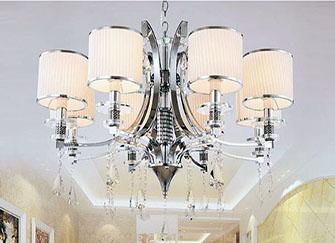 什么牌子的客厅灯好 客厅灯怎么选择