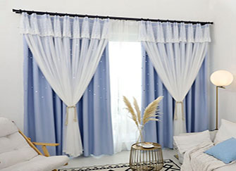 怎样清洁隔音窗帘比较好 好方法更干净