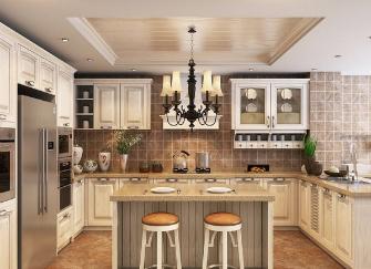 开放式厨房吊顶用什么材料好 开放式厨房吊顶的好处