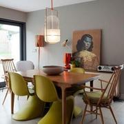 美式风格客厅室内效果图