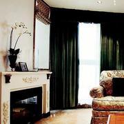 美式风格卧室内装修效果图