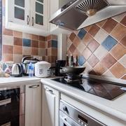 厨房装修马赛克背景墙